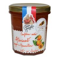 Confiture Extra d'Abricot du Roussillon 350g