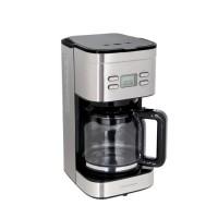 CONTINENTAL EDISON Cafetiere filtre programmable - CECF12TIX - 1,25 L - Inox