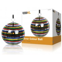BOULE A FECETTES MULTICOLORE BASIC XL