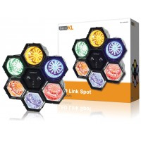 SPOT LED 5 COULEURS BASIC XL