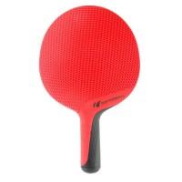 CORNILLEAU Raquette de Tennis de Table SOFTBAT Outdoor - Rouge