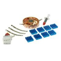 Refroidisseur en cuivre Titan VGA avec dissipateurs thermiques pour mémoire TTC-CUV2AB/RHS (DIY)