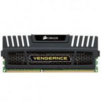 CORSAIR Mémoire PC DDR3 - Vengeance 4 Go (1 x 4 Go) - 1600 MHz - CAS 9 (CMZ4GX3M1A1600C9)