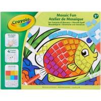 Crayola - Atelier de Mosaique - Activités pour les enfants