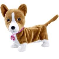 Crayola - Lizzie le Corgi - Peluche a fonction - un chien qui marche et aboie