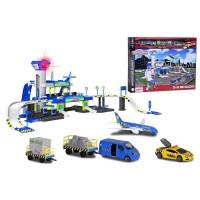 CREATIX Airport Playset + 5 Veh