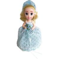 Cupcake Surprise Mariage Poupée parfumée Lou