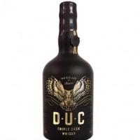 D.U.C Triple Cask - Blended Whisky - 40%vol - 70cl