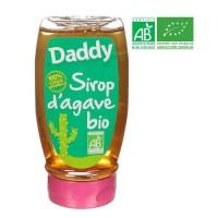 DADDY Sirop d' Agave bio 360g