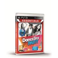 DANCESTAR PARTY ESSENTIAL / Jeu console PS3