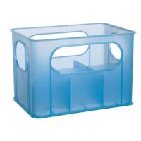 DBB REMOND Porte - biberons pour 6 biberons - Bleu translucide