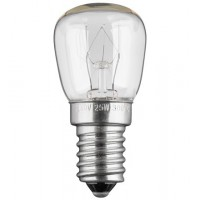L-oven lamp E14 - 15W - 230V AC