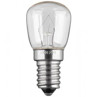 L-refrigerator lamp E14 - 25W - 230V AC