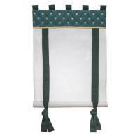 DEKOANDCO Rideau enrouleur Riviera - 60x120 cm - Imprimé vert
