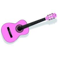 DELSON Guitare classique 1/8 Cordoba rose