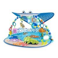 Disney Baby Nemo - Tapis d'Eveil avec lumieres Mr. Ray Ocean? - Garçon et fille