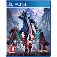 Devil May Cry 5 Jeu PS4