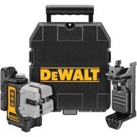 DEWALT Laser multi-lignes DW089K - Livré avec support et coffret de transport
