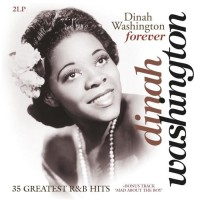 DINAH WASHINGTON Forever - 33 Tours - 180 grammes