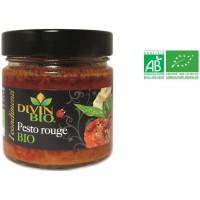 DIVIN BIO Pesto rouge bio - 150 g