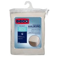 DODO Protege matelas Aalborg - Matelassé et imperméable - 160x200 cm