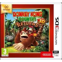 Donkey Kong Country Returns 3DS Jeu Nintendo Selects