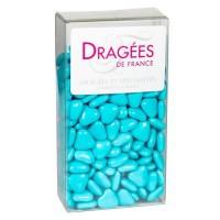 DRAGEES DE France - Petits Coeurs Chocolat - Caraibes 250G
