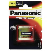 CR P 2 P Panasonic PHOTO-POWER 1-BL
