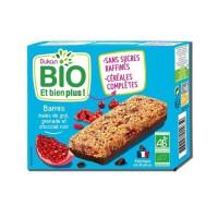 DUKAN Barres Bio gogi grenade et chocolat au lait - 120 g