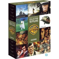 DVD Coffret 90 ans Warner - Coffret 10 films - Guerre