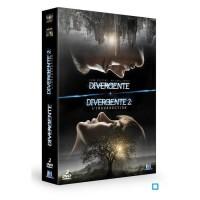 DVD Coffret divergente divergente 2