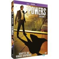 DVD Coffret powers, saison 1