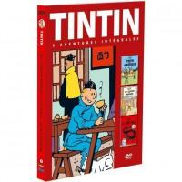 DVD Coffret Tintin, vol. 1: Les cigares du Phar...
