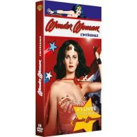 DVD Coffret Wonder Woman - L'intégrale + 1 Livre