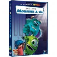 DVD Monstres et cie - Disney
