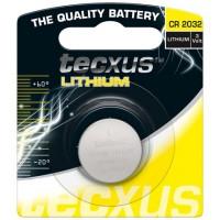 CR 2032 1-BL tecxus