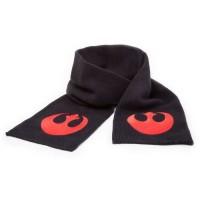 Echarpe Star Wars: Embleme de l'Alliance Rebelle