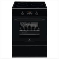 ELECTROLUX EKI66700OK - Cuisiniere table induction-3 foyers- commandes tactiles - Four électrique-Pyrolyse-chaleur pulsée-54L-pr