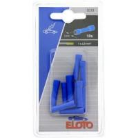 ELOTO 10 Prolongateurs isolés bleus - Ø 5 mm