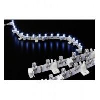 LED strip flex 18 LED Blanc 30cm