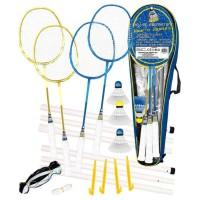 Ensemble Badminton + Filet