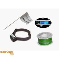 Ensemble Canifugue Mix collier/cloture anti fugue