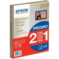 EPSON Papier photo brillant premium - 255g/m2 - A4 - 2x15 feuilles