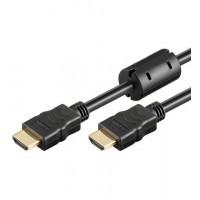 HDMI+ Câble HiSpeed/wE 0150 FG