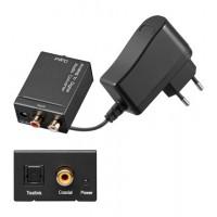 AVW 8 Analog vers Digital Audio convertisseur