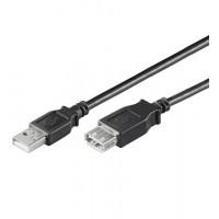 USB Verl AA 180 HiSpeed NOIR 2.0 1.8m