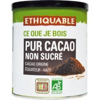 ETHIQUABLE Pur cacao non sucré - 200g