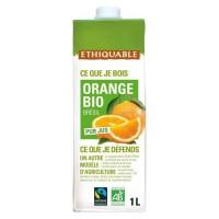 ETHIQUABLE Pur Jus Orange Bio - 1 L