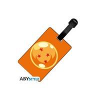 Etiquette de bagage Dragon Ball - DBZ/ Boule de cristal - ABYstyle