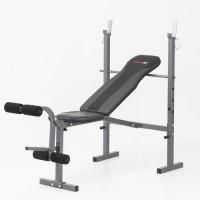 EVERFIT Banc de Musculation Everfit WBK-500